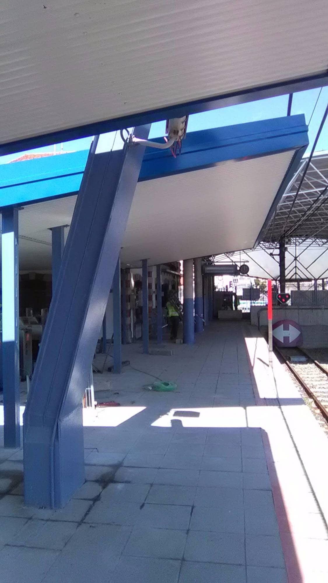 Estación de metro de Plentzia